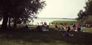 Parsteiner See Brandenburg