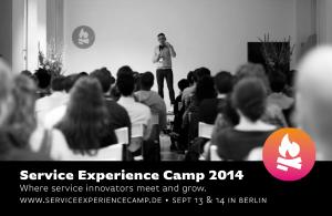 Blog Service Experience Camp-Teaser-Presentation