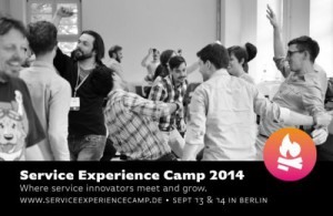 Blog Service Experience Camp-Teaser-Workshop